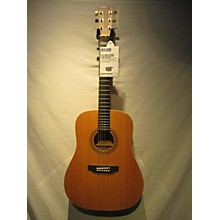Simon & Patrick Flame Maple Acoustic Guitar