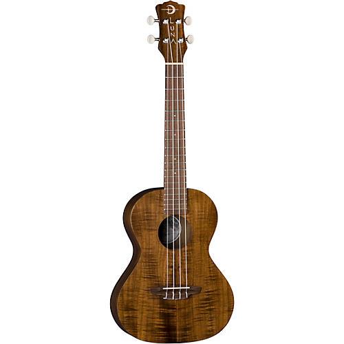 luna guitars flamed acacia tenor ukulele flamed acacia guitar center. Black Bedroom Furniture Sets. Home Design Ideas