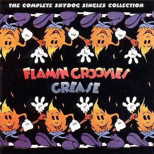 Alliance Flamin' Groovies - Grease