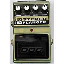 DOD Flanger Effect Pedal
