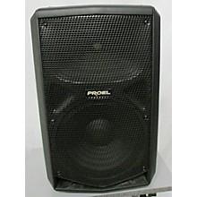 Proel Flash12A Powered Speaker