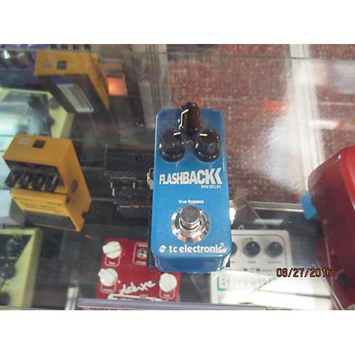 TC Electronic Flashback Mini Delay Effect Pedal