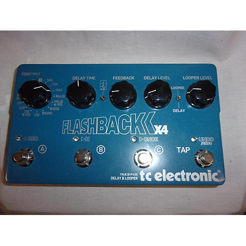 tc electronic flashback x4 manual