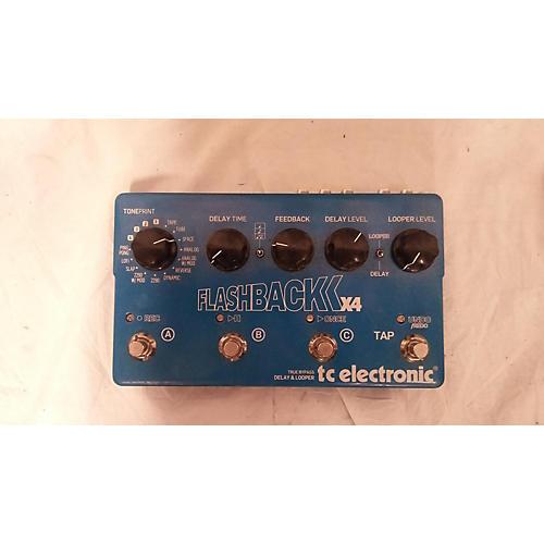 Tc Electronic Flashback Delay : used tc electronic flashback x4 delay and looper effect pedal guitar center ~ Hamham.info Haus und Dekorationen