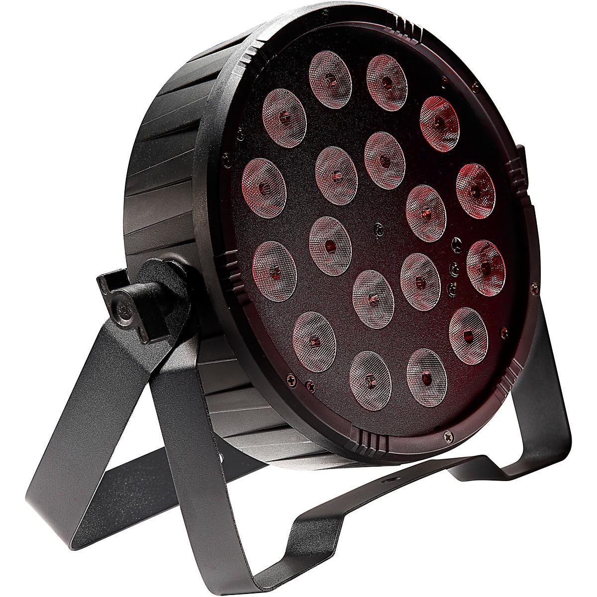 Stagg Flat ECOPAR 18 RGB LED Spotlight