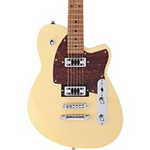 Flatroc Maple Fingerboard Electric Guitar Powder Yellow