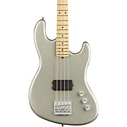 Flea Jazz Bass Active Maple Fingerboard Inca Silver