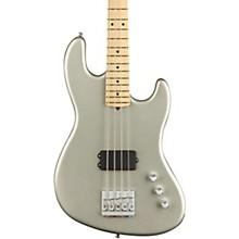 Flea Jazz Bass Active Maple Fingerboard Inca Silver