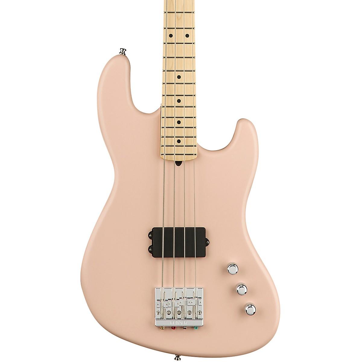 Fender Flea Jazz Bass Active Maple Fingerboard