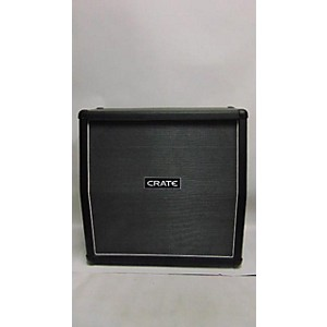 Pre-owned Crate FlexWave Series FW412 120 Watt 4x12 Guitar Cabinet by Crate