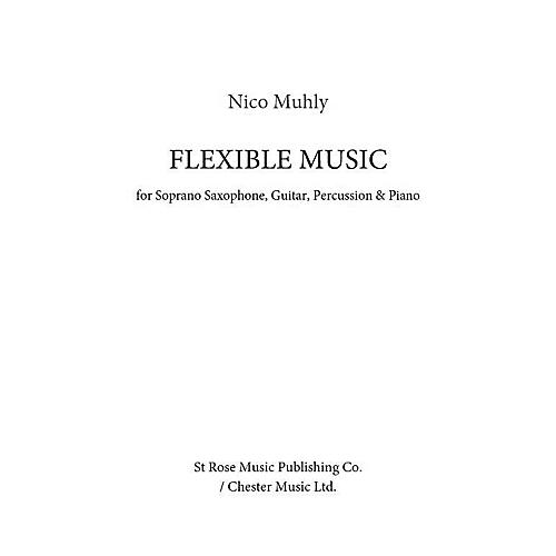 Chester Music Flexible Music Music Sales America Series Composed by Nico Muhly