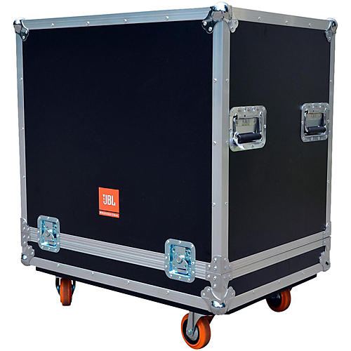 JBL Bag Flight Case for PRX718XLF with 3.5-Inch Casters