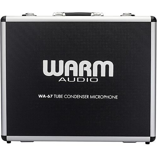 Warm Audio Flight Case for WA-67 Condenser Microphone