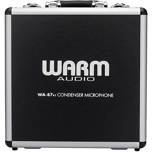 Warm Audio Flight Case for WA-87 R2 Condenser Microphone