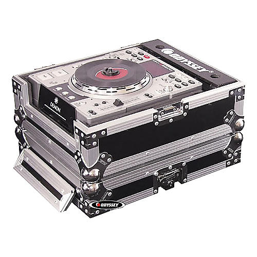 Odyssey Flight Zone Adjustable CD Player Case