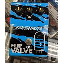 Guyatone Flip Valve PD-1 Powerdrive MIJ Effect Pedal