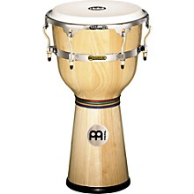 Meinl Floatune Wood Djembe Level 1 Natural 12 In