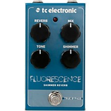 TC Electronic Flourescence Reverb Effects Pedal