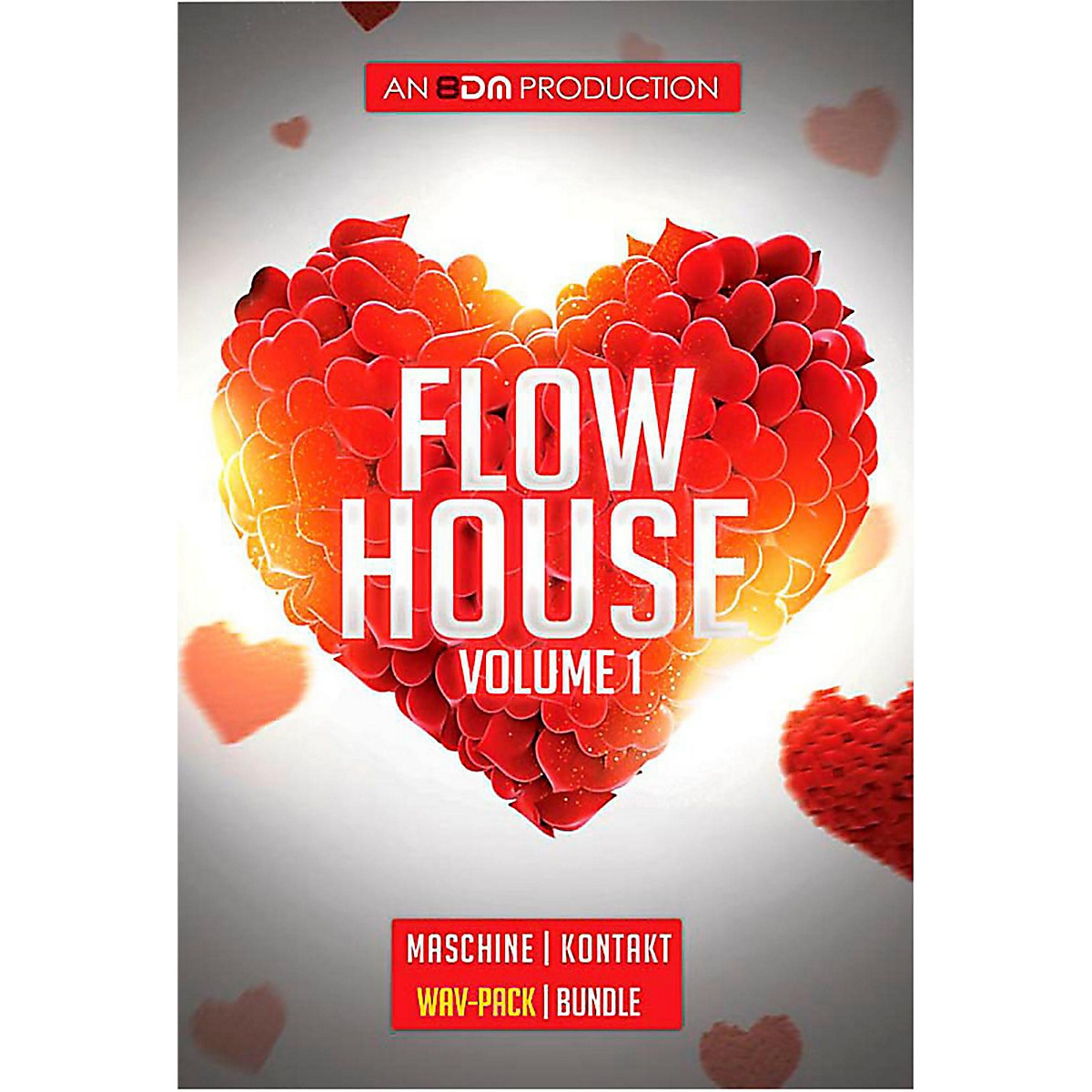8DM Flow House Vol 1 Wav-Pack