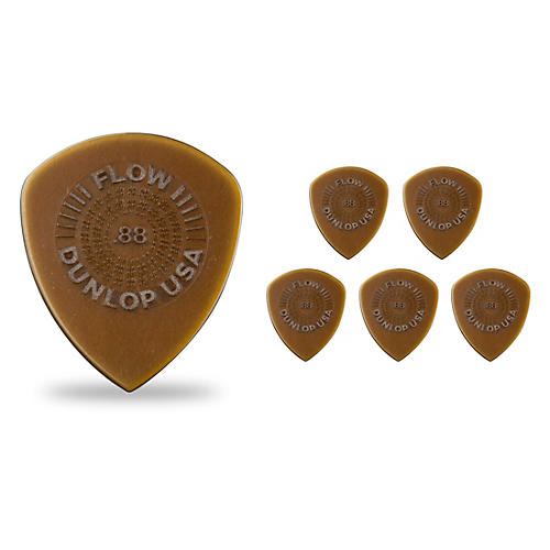 Dunlop Flow Standard Grip Guitar Picks