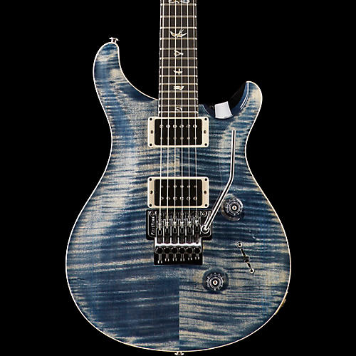 PRS Floyd Custom 24 Carved Flame Maple Top with Nickel Hardware Solid Body Electric Guitar