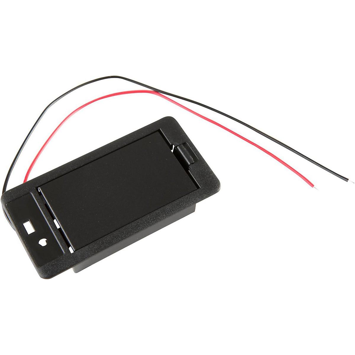 Fishman Fluence 9V Battery Box for Powerbridge