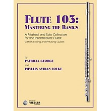 Carl Fischer Flute 103: Mastering The Basics (Book)