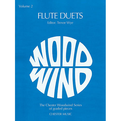 Chester Music Flute Duets - Volume 2 Music Sales America Series