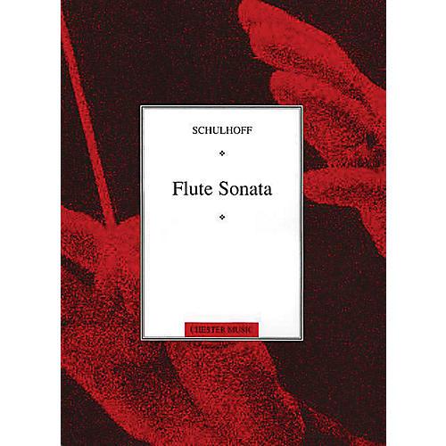 Chester Music Flute Sonata Music Sales America Series Softcover