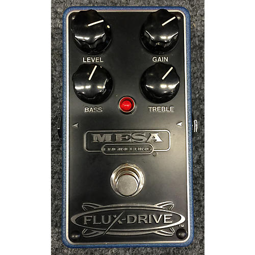 used mesa boogie flux drive blue onyx effect pedal blue onyx guitar center. Black Bedroom Furniture Sets. Home Design Ideas