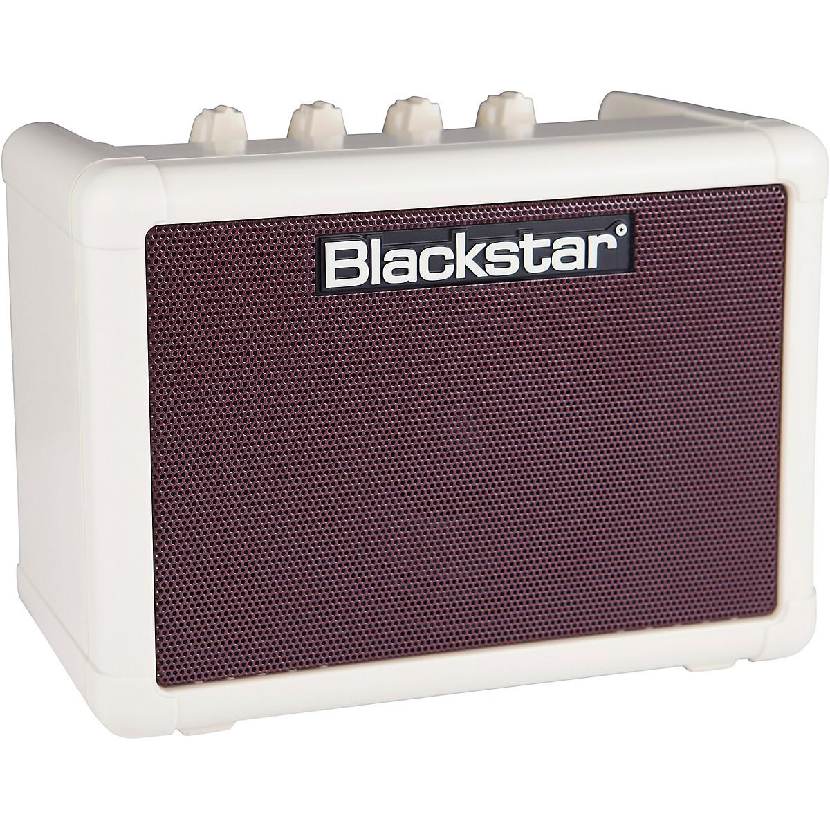 Blackstar Fly 3 3W 1x3 Guitar Combo Amp Vintage Cream Oxblood