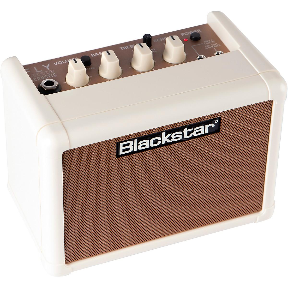 Blackstar Fly 3W Acoustic 3W 1x3 Acoustic Guitar Combo Amplifier