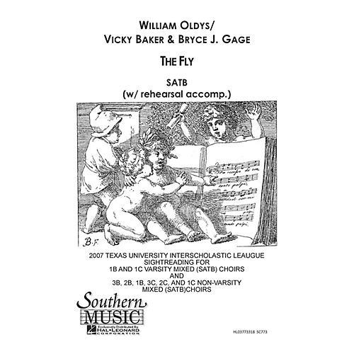 Hal Leonard Fly, The (Choral Music/Octavo Secular Satb) SATB Composed by Baker, Vicki