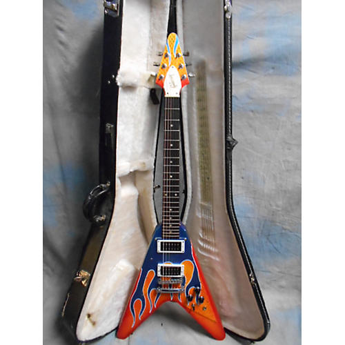 Gibson Flying V Solid Body Electric Guitar