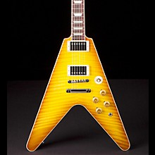 Flying V Standard Electric Guitar Iced Tea