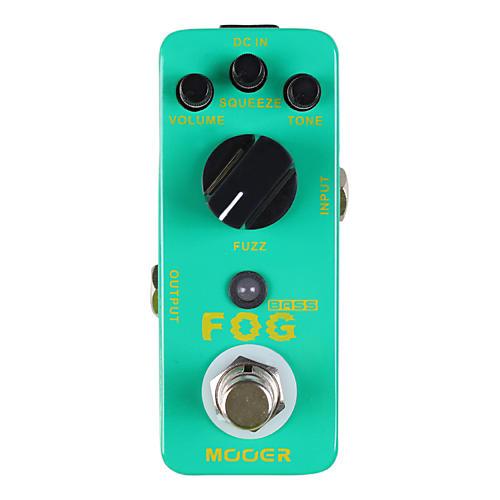 Mooer Fog Bass Fuzz Guitar Effects Pedal