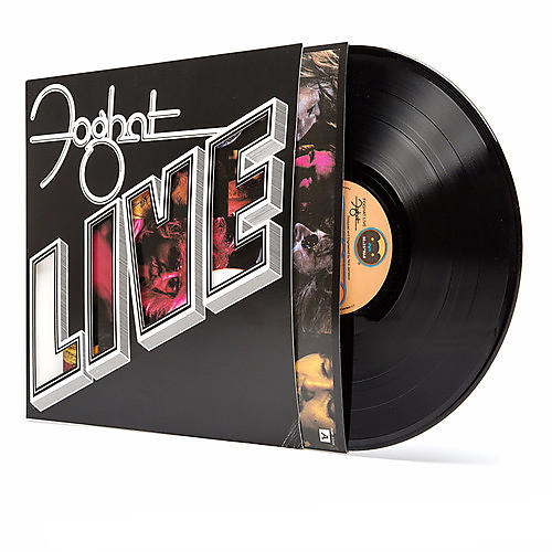 Alliance Foghat - Foghat Live