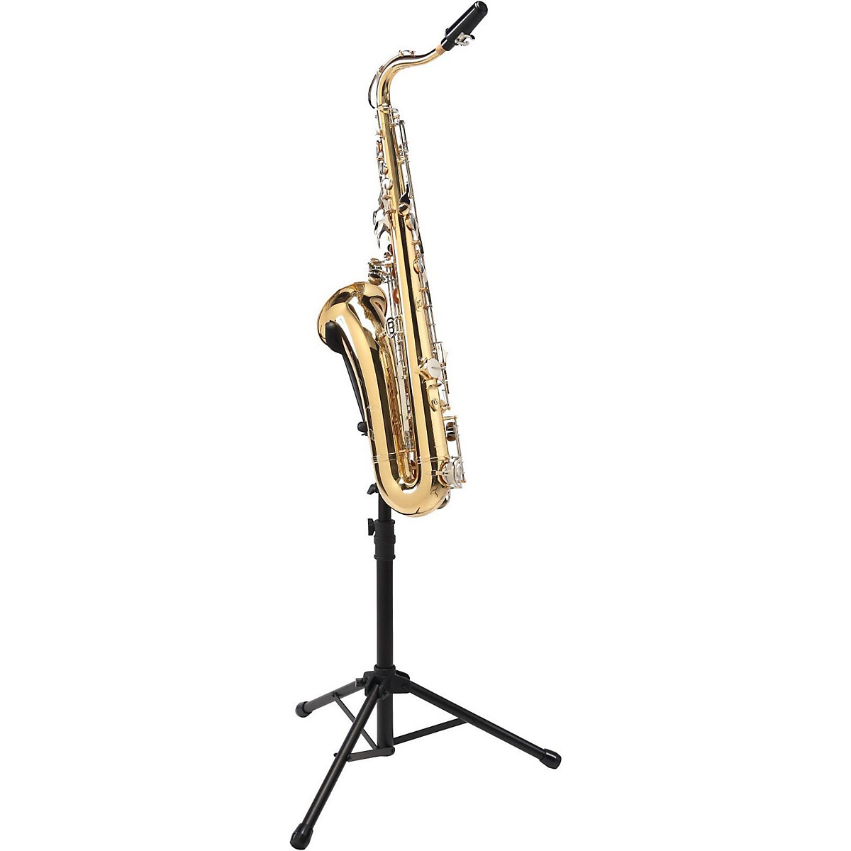 Titan Folding Alto or Tenor Saxophone Tall Standing Stand