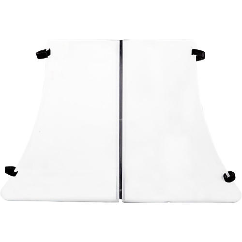 Gibraltar Folding Light Shield for the GRSDJ-1 Radius Curved DJ Stand