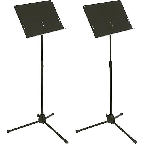 Musician's Gear Folding Music Stand 2-Pack