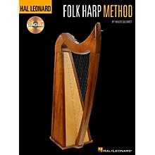 Hal Leonard Folk Harp Method Book/CD