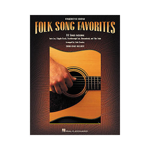 Creative Concepts Folk Song Favorites (Songbook)