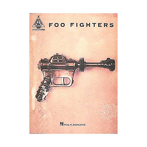 Hal Leonard Foo Fighters Book