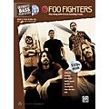 Alfred Foo Fighters Ultimate Play-Along Bass TAB Book & 2 CDs thumbnail