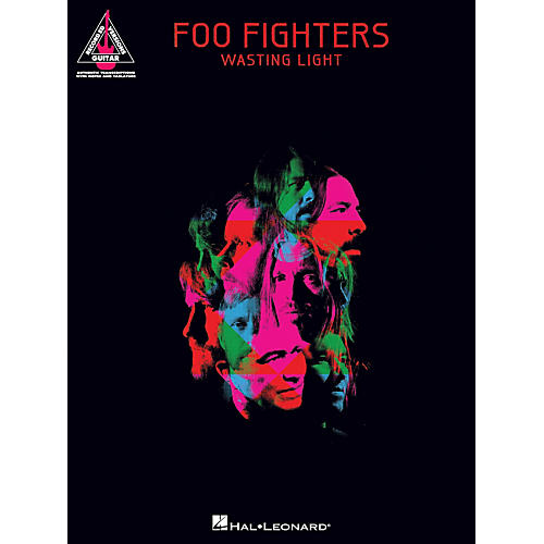 Hal Leonard Foo Fighters Wasting Light Songbook