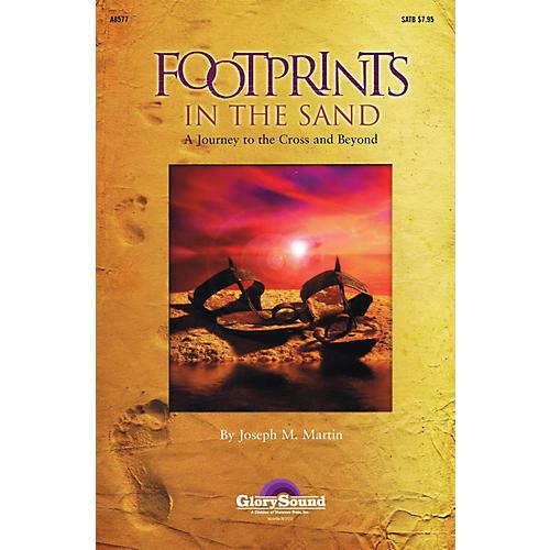 Shawnee Press Footprints in the Sand (StudioTrax CD) Studiotrax CD Composed by Joseph Martin