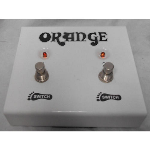Orange Amplifiers Footswitch Effect Pedal Package