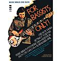 Music Minus One For Bassists Only! Music Minus One Series Softcover with CD Performed by Kenny Smith thumbnail