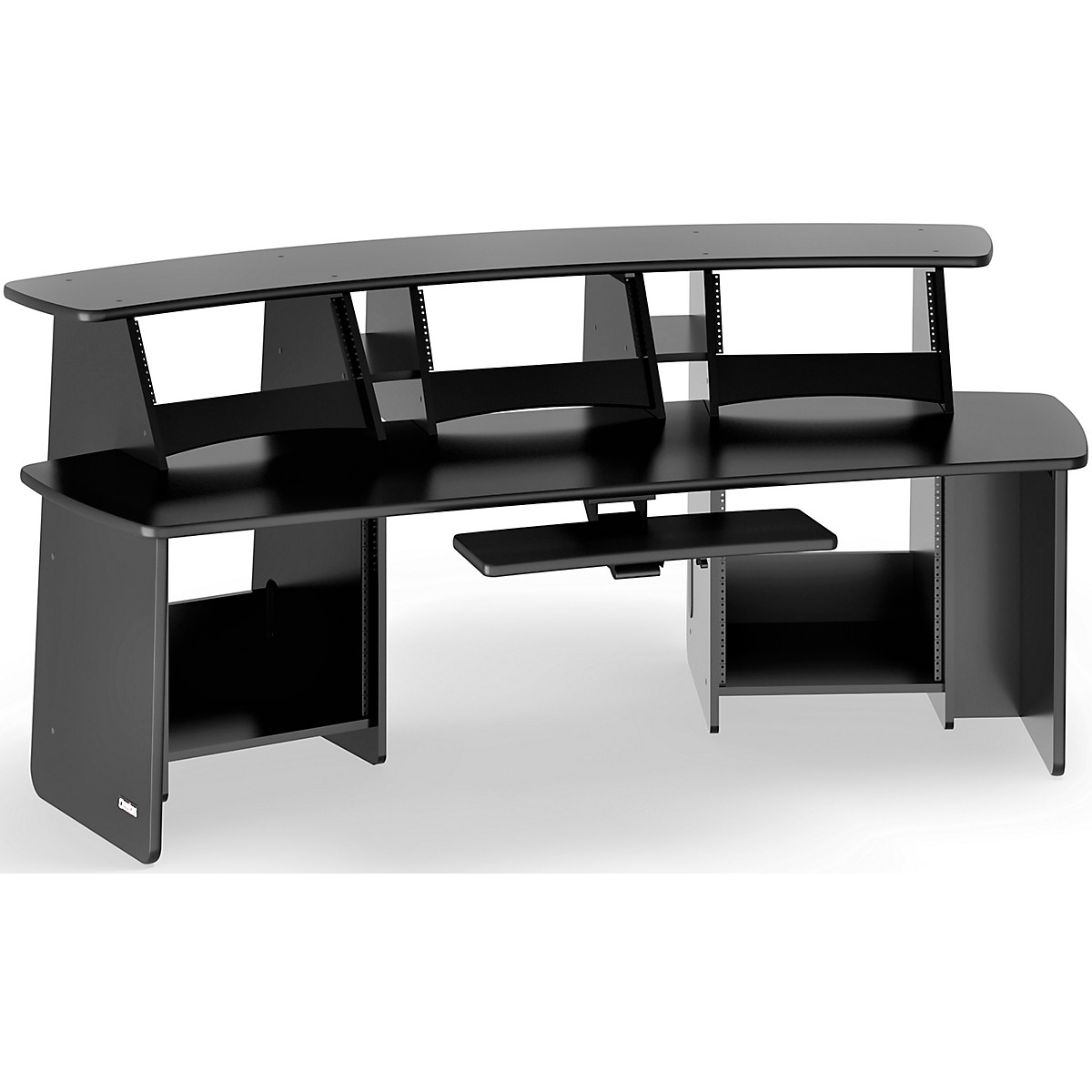 Omnirax Force 12 Professional Workstation