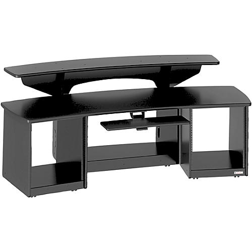 Omnirax Force 24 Studio Desk Black Guitar Center